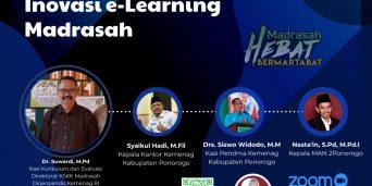 Jurus Jitu Menghadapi Pembelajaran New Normal, MAN 2 Ponorogo Menggelar Webinar