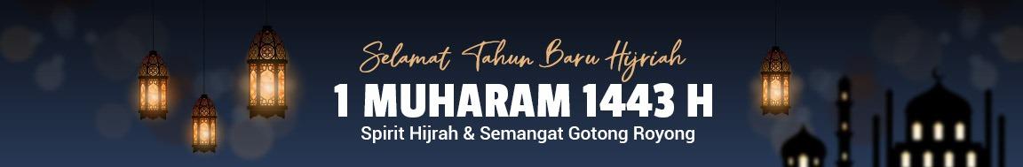 1 Muharam 1443